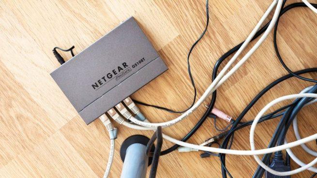 cambiar la contraseña del router