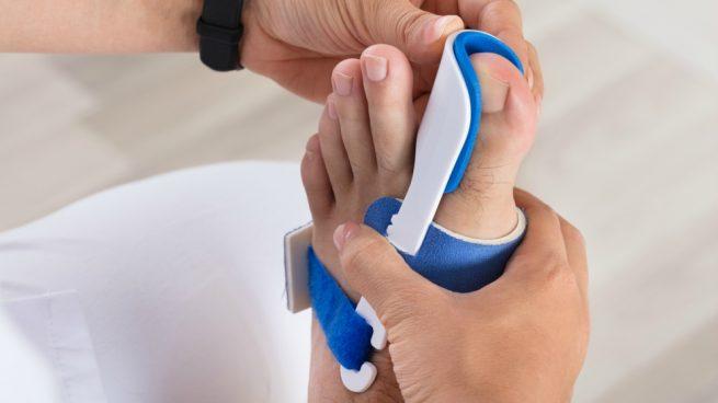 juanetes de pies prevención de diabetes