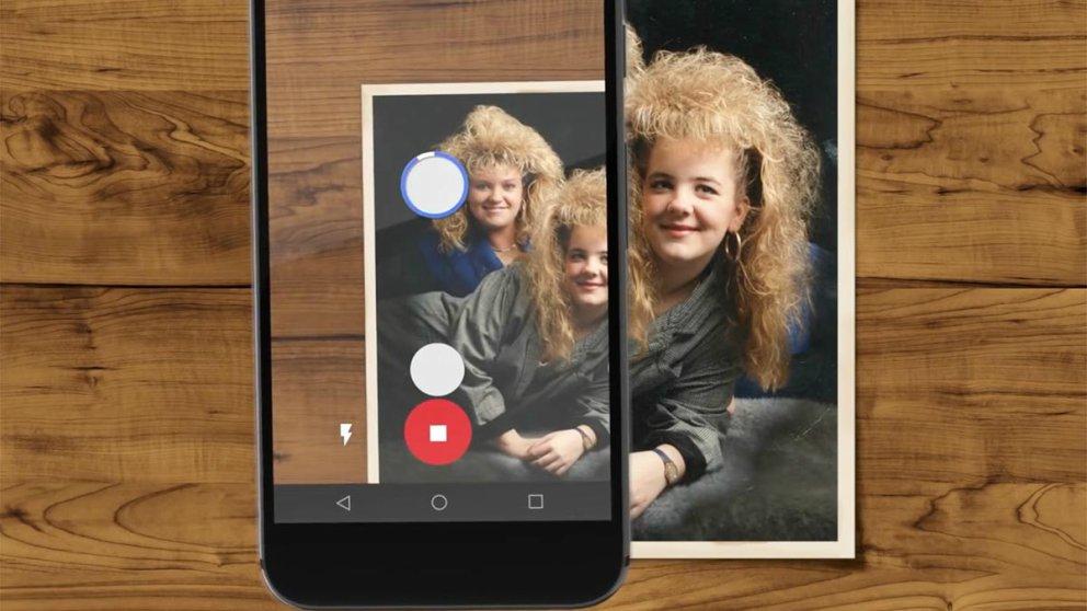 Aprende a digitalizar fotos con Google PhotoScan.
