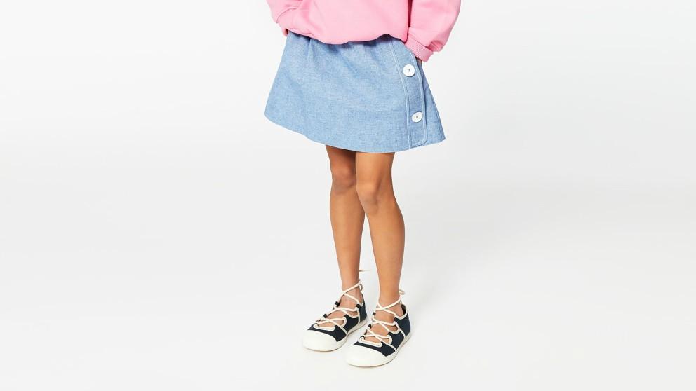 43eb9fb3b Little Denim, la nueva colección de Zara para niña