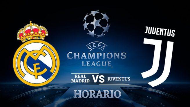 Real madrid juventus ver en directo el partido de for Juego del madrid hoy
