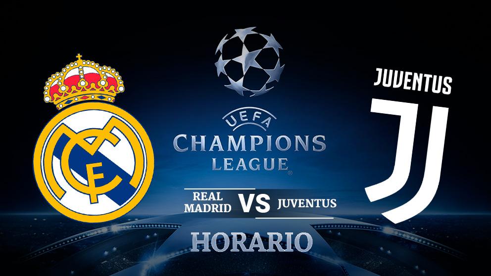 Real Madrid - Juventus: Ver en directo el partido de ...