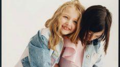 Little Denim, la nueva colección de Zara para niña