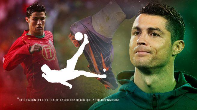 Nike podría convertir la chilena de cristiano ronaldo en logo deportivo jpg  655x368 Cristiano ronaldo nike b8c151085232d