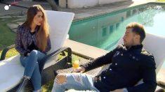 Violeta y Luis en su primera cita en 'MYHYV'