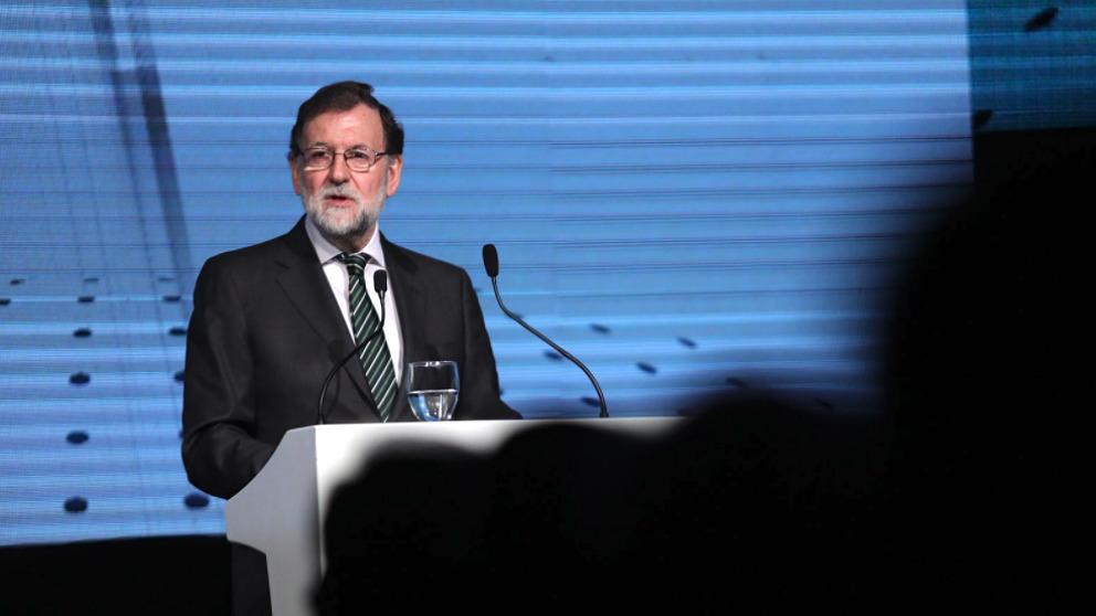 Mariano rajoy alaba al mod lico gobierno alem n en el for Canciones de jardin de infantes argentina