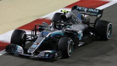 Mercedes estaba convencida de que la estrategia de una parada seguida con Valtteri Bottas les iba a otorgar la primera victoria de la temporada. (Getty)