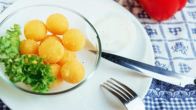 la patata hervida engorda