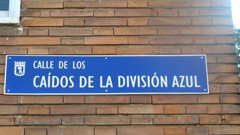 Plaza de la Calle Caídos de la División Azul. (Foto. WM)