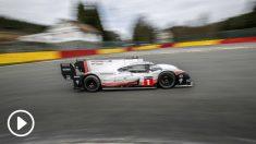 El Porsche 919 Evo es, desde hoy, el coche más rápido que jamás haya pisado el circuito de Spa-Francorchamps, incluso más que el Mercedes de Lewis Hamilton que consiguió la pole position en el GP de Bélgica del año pasado.