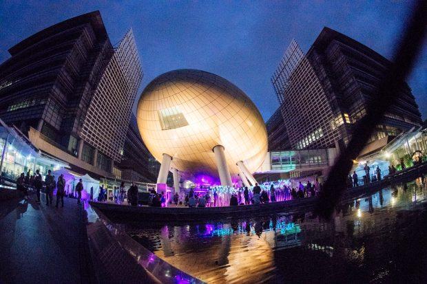 El lugar donde se celebró Sónar Hong Kong