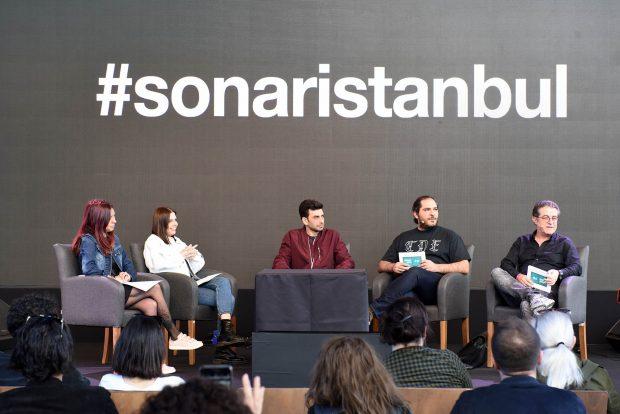 Una imagen de la segunda edición de Sónar+D en Estambul.