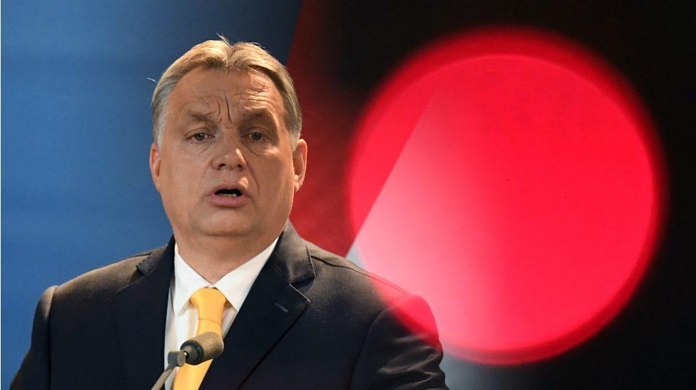 Viktor Orban, primer ministro de Hungría. (AFP)
