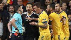 Galliani ha sido muy crítico con el árbitro del Real Madrid-Juventus. (EFE)