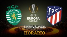 Sporting de Lisboa – Atlético de Madrid | Europa League | Fútbol hoy