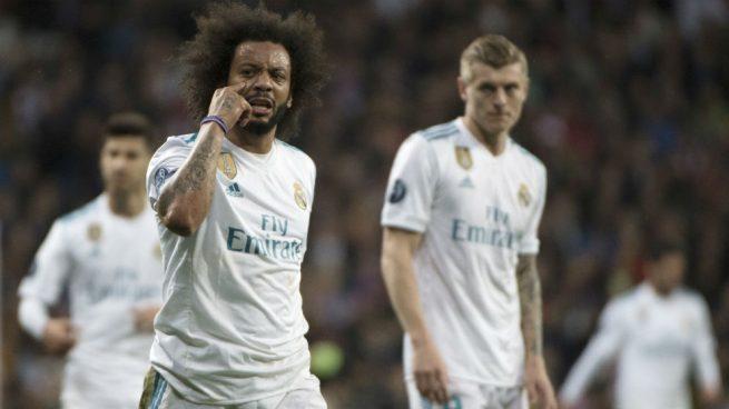 Alineación Real Madrid