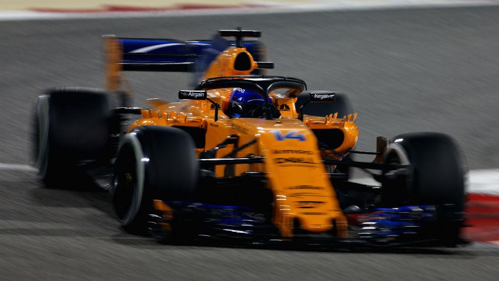 El ritmo de clasificación es el gran talón de Aquiles del McLaren MCL33 de Fernando Alonso, un monoplaza que se muestra algo más competitivo durante las carreras. (getty)