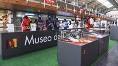 Museo del deporte de Madrid.