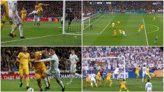 Varias de las jugadas polémicas del Real Madrid-Juventus.