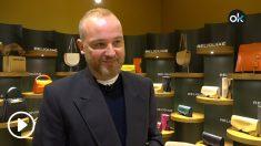 Héctor Jerño, CEO y director artístico de Reliquiae durante la entrevista.