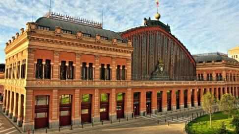 Estación de Atocha.