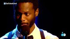 César Brandon, ganador de 'got Talent' y líder de audeicnai de ayer noche. (Foto: Telecinco).