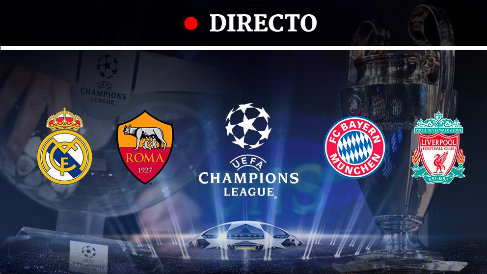 Sorteo Champion League Gallery: Sorteo Champions League 2018, En Directo Online