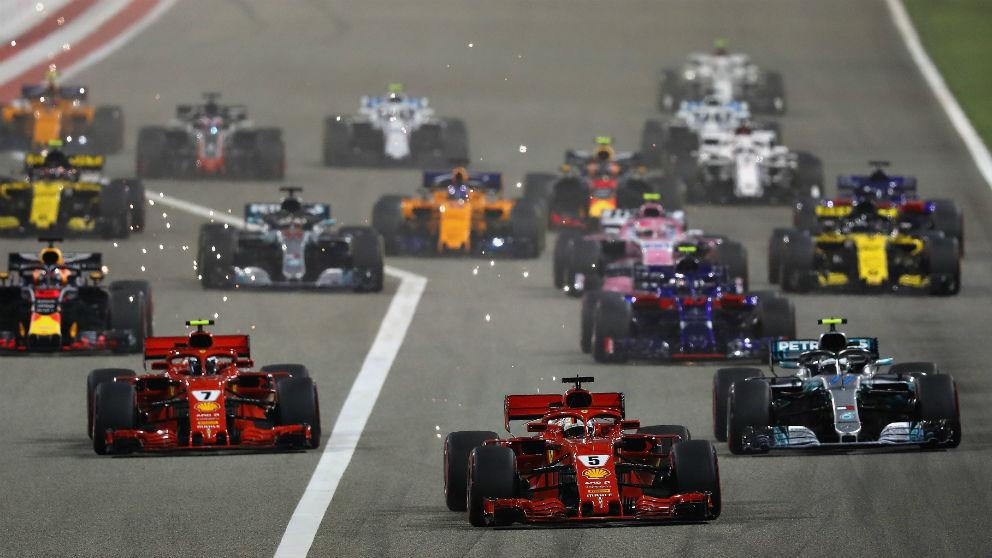 El tope de gasto anual propuesto por Liberty Media va a ser uno de los mayores focos de conflicto de los equipos de Fórmula 1 con los organizadores de cara a las normas que se pretenden instaurar a partir de 2021. (Getty)