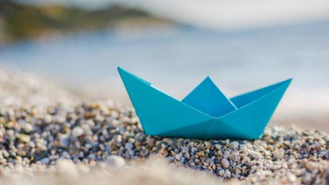 Hacer barcos de papel de manera fácil