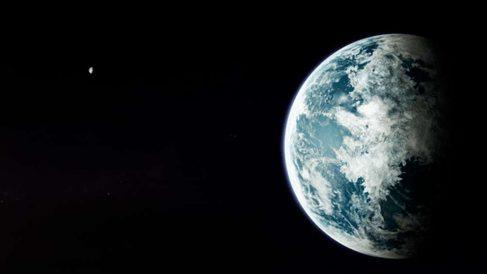El exoplaneta indefinido