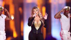 Mariah Carey. (Foto: AFP)
