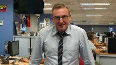 Santi Nolla es el veterano director de Mundo Deportivo.