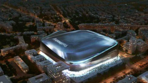 Imagen del nuevo Bernabéu. (Realmadrid.com)