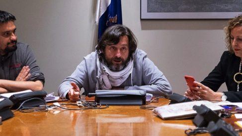 Rafa Mayoral. (Foto. Podemos)