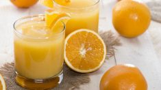 Receta de zumo de pepino y naranja muy refrescante
