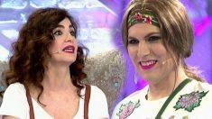 Antía, el último cambio de Cristina en 'Cámbiame'