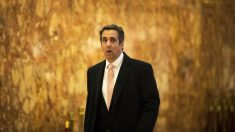 Michael Cohen, abogado de Donald Trump (Foto: AFP)