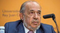 Enrique Álvarez Conde | Máster Cristina Cifuentes