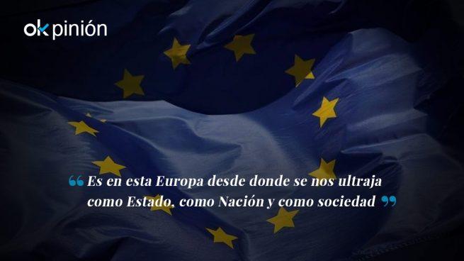 Europa sí, pero no así