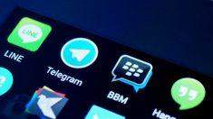 La app de mensajería instantánea Telegram ha sido bloqueada en Rusia