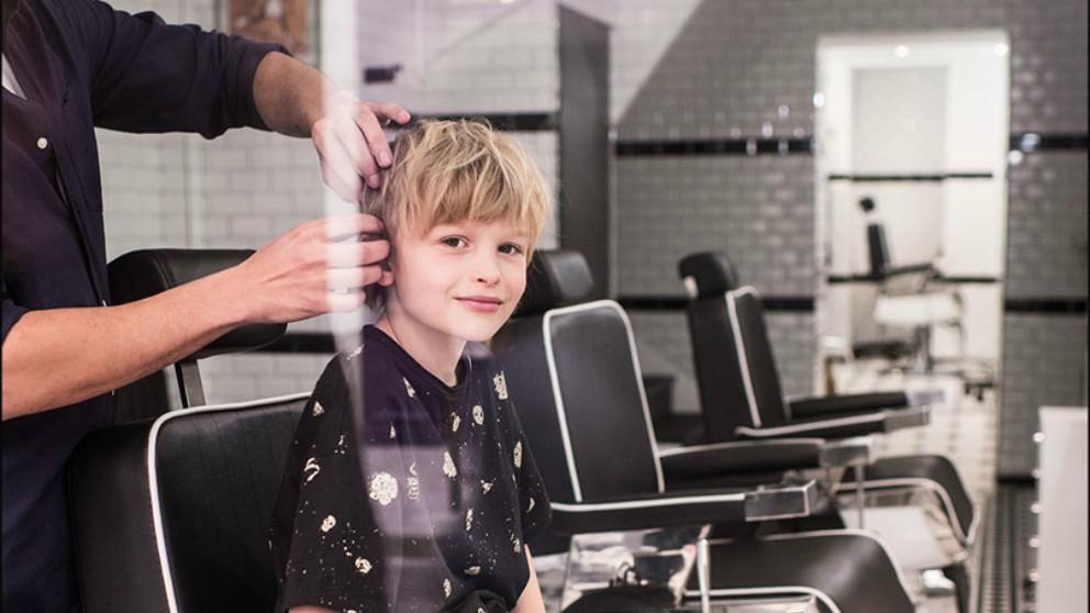 The Barber Shop, la nueva colección de Zara para niño