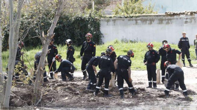 Más de 300 militares de la UME se suman a las labores de emergencia por la crecida del Ebro
