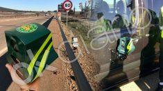 Los nuevos radares portátiles de la DGT, los Velolaser, pueden ser considerados ilegales por su soporte.