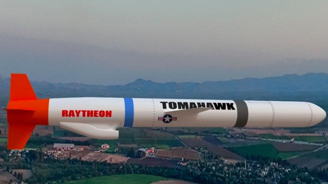 El fabricante de los misiles lanzados sobre Siria vale 64.000 millones más en Bolsa que hace 25 años