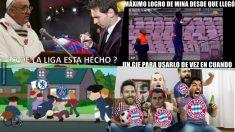 Memes Barcelona – Valencia.