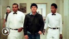 Jack Nicholson, en 'Alguien voló sobre el nido del cuco'.