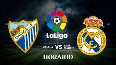Málaga – Real Madrid.