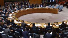 Consejo de Seguridad de la ONU (Foto: AFP)