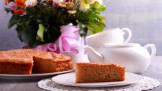 Receta de Bizcocho de canela esponjoso y fácil de preparar