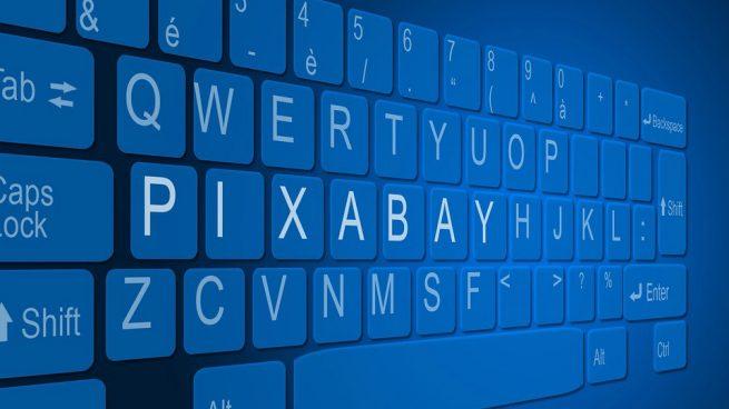 Resultado de imagen de teclado